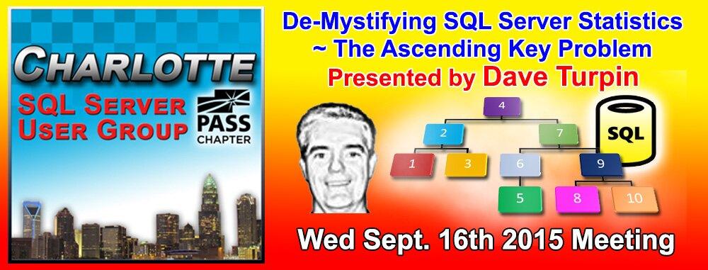 September 16th 2015 Meeting